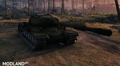 Old IS-4 Skin - By ST 1.0.3 [1.2.0.1], 2 photo